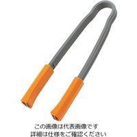 曙産業 割り箸トングロング オレンジ CH-2063 1個 63-4075-86(直送品)