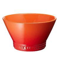 ル・クルーゼ(Le Creuset) ボール (M) オレンジ 910640-02-09 1個 63-4197-72(直送品)