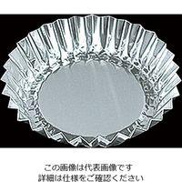 尚美堂 フジアルミケース合紙ナシ マドレーヌ 411300 1箱(2500枚) 63-5595-22(直送品)