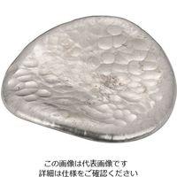 遠藤商事 錫 丸餅型箸置 槌目 SG020 1個 63-5708-77(直送品)