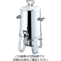 和田助製作所 SW 18-8 コーヒーアーン 1.5ガロン 1個 63-7163-66(直送品)
