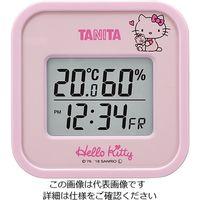 タニタ(TANITA) デジタル温湿度計(ハローキティ) TT-558-KTPK 1個 63-7292-33(直送品)