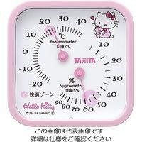 タニタ(TANITA) 温湿度計(ハローキティ) TT-557-KTPK 1個 63-7292-34(直送品)
