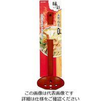 パール金属 味彩 木製お玉 穴あき B-2065 1個 63-7317-17(直送品)