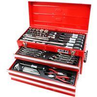 藤原産業 SK11 整備工具セット SST-19117RE 1個(117アイテム)(直送品)