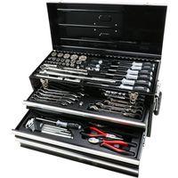藤原産業 SK11 整備工具セット SST-19117BK 1個(117アイテム)(直送品)