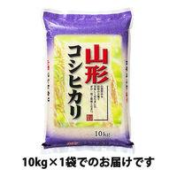 米 山形県産 コシヒカリ 精米 10kg(直送品)