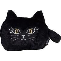 センコー 小悪魔CAT レイポーチ ポーチ ブラック SDS200430 1個(直送品)