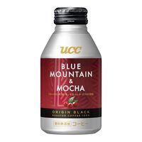 UCC上島珈琲 ORIGIN BLACK ブルーマウンテン&モカ ボトル缶 275g 1箱(24缶入)