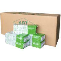 アスト ASTペーパータオルエコノミー200枚 111700 1箱(42パック入)(直送品)