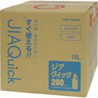 三和製作所 sanwa 【※軽税】ジアクイック200 18L 00271973 1箱 226-0017(直送品)