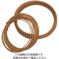 日本化線 ダイドーハント 頑固自在 ミニ 桑茶 (クワチャ) 2mmx1.5M・1mmx3M 2巻セット 22314174 225-0589(直送品)