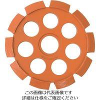 小山金属工業所 アイウッド スター溝入れカッター V字型 105X10X20 89980 1枚 827-5366(直送品)