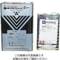 カンペハピオ(Kanpe Hapio) KANSAI 塗料用シンナーA NO.291-003-04 1セット(4缶) 543-0496(直送品)