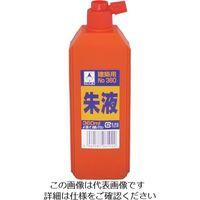 たくみ 朱液 360cc 6102 1セット(6本) 124-9573(直送品)