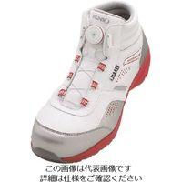 アルペン IGNIO ダイヤル式セーフティシューズ A種 ホワイト27.5cm IGS1058TGF-WH27.5 1足 109-9229(直送品)