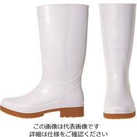 アイトス(AITOZ) アイトス 耐滑衛生長靴ホワイト グリップマックス AZ4434-001-26.5 1足 216-8547(直送品)