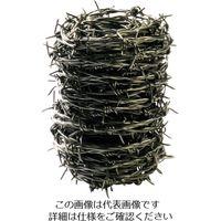 ダイドーハント ステンレス 有刺鉄線 #16-20M 00055789 1巻 134-8121(直送品)