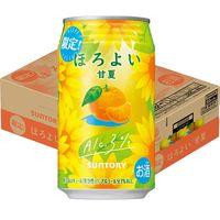 チューハイ (期間限定) ほろよい 甘夏 350ml×3本 缶チューハイ サワー 酎ハイ