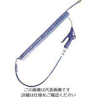 セインジャパン セイン スパイラルホースキット ブローガン付 5×8 6M 19-958-9539 1個 226-4698(直送品)