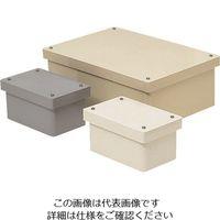 未来工業 未来 防水プールボックス(カブセ蓋)長方形 PVP-352015B 1個 198-2567(直送品)