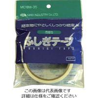 仁礼工業 仁礼 ふしぎテープ白スペアー18MM×35M MC18W-35 1個 815-7649(直送品)