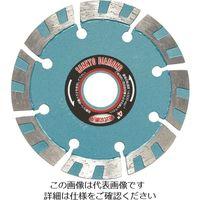 三京ダイヤモンド工業 三京 レーザーターボ8X コンクリート切断用203X25.4 LT-8 1セット(5枚) 852-4003(直送品)