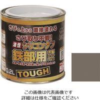 ニッペホームプロダクツ ニッぺ 油性シリコンタフ 0.2L スモークグレー HYS113-0.2 1缶 158-4836(直送品)