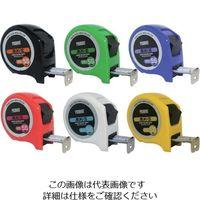 原度器 プロマート MK2 25 5.5m尺相当目盛付 6色セット 12個入 MKS2555S 810-9815(直送品)