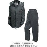 トオケミ ワンダーレインスーツ チャコールM 4685-GY-M 1枚 855-0249(直送品)