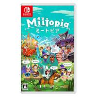 任天堂 Nintendo Switch ミートピア HAC-P-AW8SA(パッケージ版)