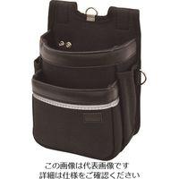 基陽 KH BASIC 腰袋 小 BS123 1個 127-1162(直送品)