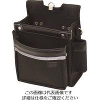 基陽 KH BASIC 腰袋 大 ホルダー付 BS08 1個 127-1182(直送品)