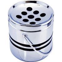 ペンギンライター クロームライン2 手付きドラム灰皿 3個セット クロームライン2 手付きドラム灰皿_3P 1個(直送品)