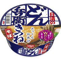 カップ麺 日清のどん兵衛 きつねそば 89g 1セット(12個) 日清食品