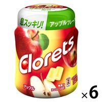 クロレッツXP アップルボトルR 6個 モンデリーズ・ジャパン ガム