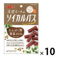 大豆ミートのソイカルパス 10個 なとり おつまみ 珍味