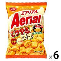 ヤマザキビスケット エアリアルてりやきマヨ味 6袋 スナック菓子
