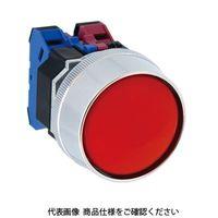 IDEC(アイデック) 押ボタンスイッチ(亜鉛ダイカスト製) 大形フルガード付 黒 ABGD301NB 1個(直送品)