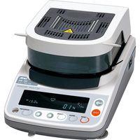 加熱乾燥式水分計 JCSS校正付 ML50-00J00≪水分率最小表示:0.1%≫ 1台 エー・アンド・デイ(直送品)