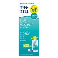 レニュー(R) センシティブ 500ml 1本 ボシュロム・ジャパン コンタクト 洗浄・消毒・保存液