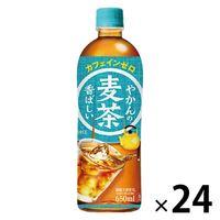 コカ・コーラ やかんの麦茶from一(はじめ) 650ml 1箱(24本入)