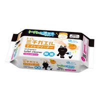エリエール ミチガエル トイレクリーナー詰め替え 1パック(10枚×2個入) 便座クリーナー・除菌シート 大王製紙