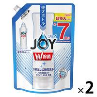 除菌ジョイコンパクト JOY 微香 超特大 960ml 1セット(2個入) 食器用洗剤 P&G