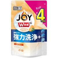 食洗機用ジョイ JOY オレンジピール成分入り 詰め替え 490g 1個 食洗機用洗剤 P&G