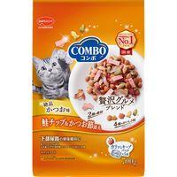 コンボ キャットフード 鮭チップ 猫下部尿路 国産 700g(140g×5袋)