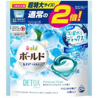 ボールド ジェルボール3D プレミアムクリーン 詰め替え 超特大 1個(32粒入) 洗濯洗剤 P&G