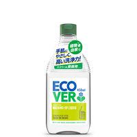 エコベール 食器用洗剤 レモン 450ml 1個 ジョンソン