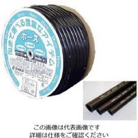 三洋化成 サンヨー ノウエンゲイホース18×24 50mドラム巻 NE-1824D50BK 1巻 816-3681(直送品)