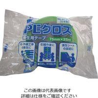オカモト(OKAMOTO) オカモト PEクロス養生用#412 75mm LG 412-LG75 808-0933(直送品)